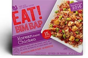 1 korean chicken 300