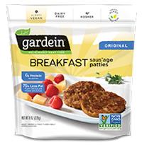 181116gardein Breakfast Sausage Gardein