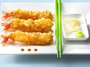 2 Fishermans Choice Wasabi Shrimp Tempura