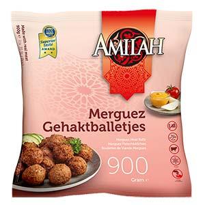Amilah Merguez meatballs from Heuschen Schrouff