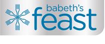 BabethsFeast LOGO site