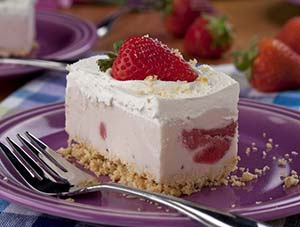 Berry Cheesecake IC Squares 300