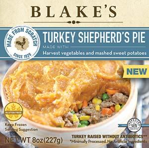Blakes Turkey Shepherds Pie