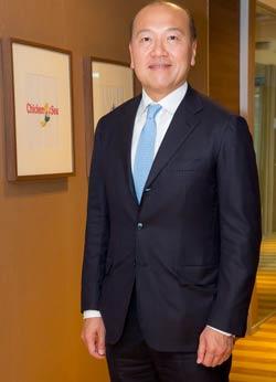 CEO Thiraphong Chansiri
