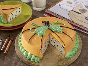 Charlie Brown Great Harvest Cake