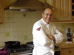 Chef Luciano Vendone