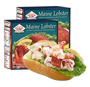 Cozy Harbor lobster meat
