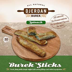 Djerdan Burek Sticks