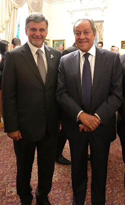 Eric-and-Egypt-trade-minister