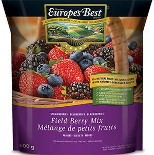 Europes Best Berry Recall