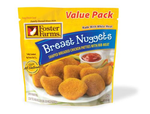 Foster Farms Amazing Chicken Nuggets