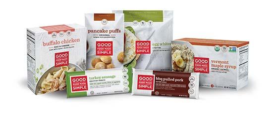 Good Food rebrand groupshot