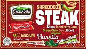 Green Chile Recall