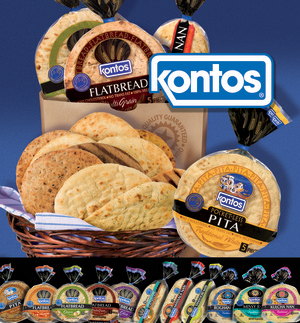 Gulfood Kontos New Package
