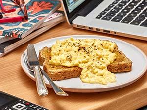 Iceland Scrambled Eggs