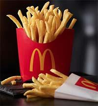 McD fries