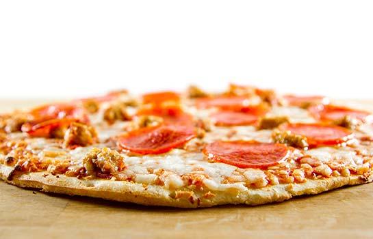Mission Pizza Photo