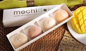 Mochidoki mochi ice cream