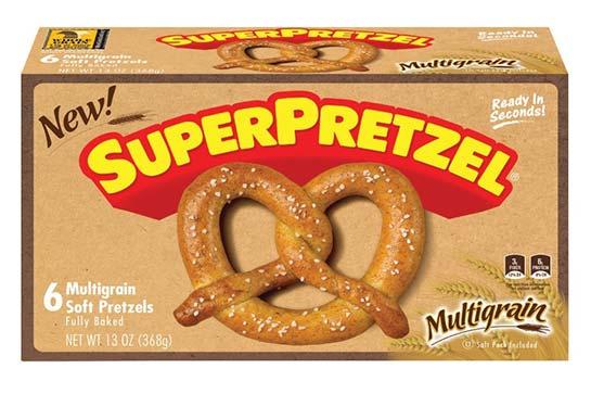 New SuperPretzel