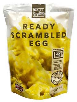 Ready Scrambled Egg pack