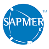 SAPMER logo-tm-bleu