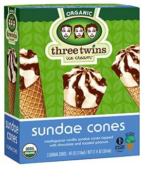 Sundae Cone 3 Pack
