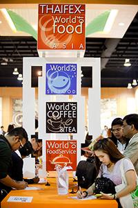 Thaifex registration