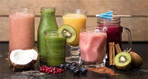 Thyme Foods Smoothie Varieties