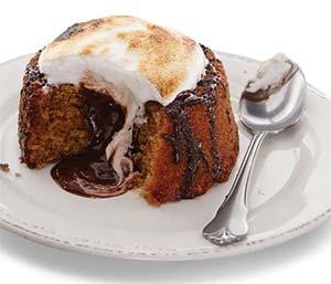 US Foods Smore Lava cake