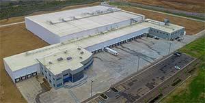 USCS Laredo aerial view