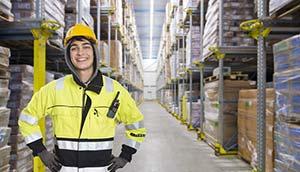 americold warehouse worker