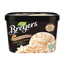 breyers non dairy