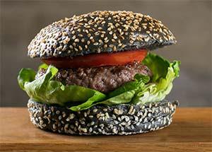 charcoal burger 300