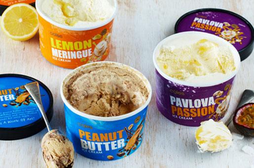 Birds Eye Vegetables And Coles Ice Cream Win Down Under Frozen Foods Biz