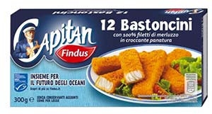 findus italy fish fingers