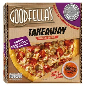goodfellas pizza meatfeast