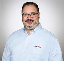 incoming CEO Miguel Patricio