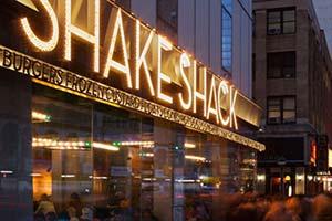 shake shack NYC Location