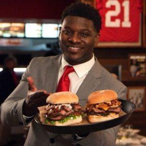 LaDainian Tomlinson to Kick Off Arby's Steak Sandwich Line in NYC