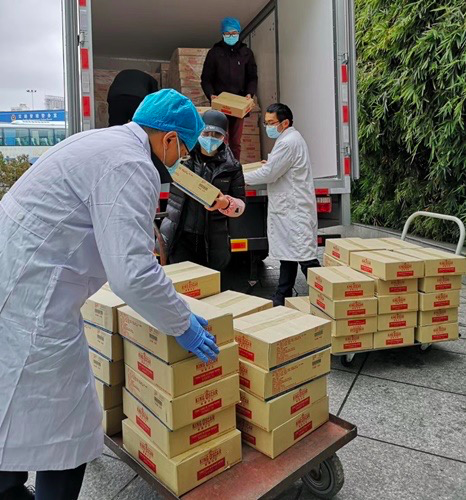 Thai Union Posts Profit; Donates Tuna to Covid-19 Epicenter Wuhan