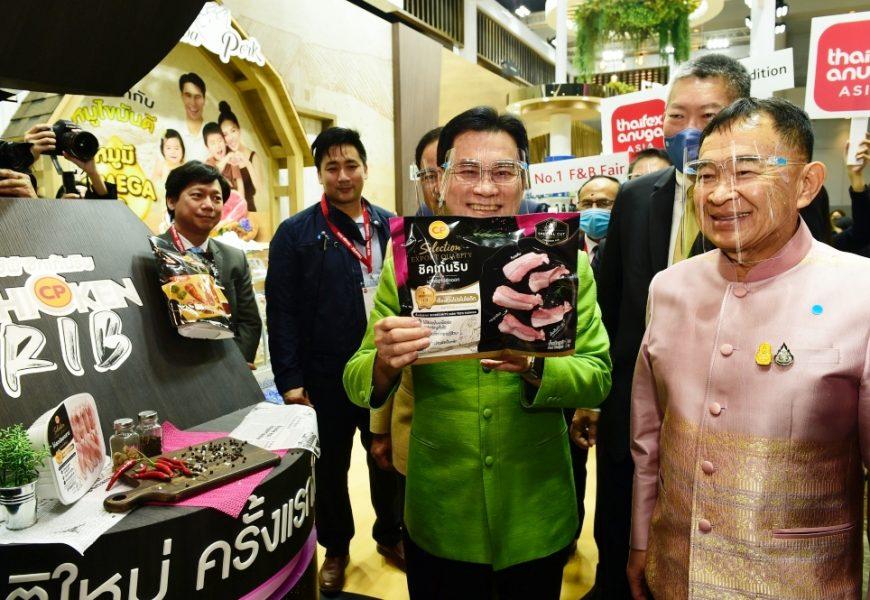 Finally, an Actual Trade Show! Thaifex-Anuga Asia 2020 Kicks Off