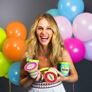 Peekaboo Ice Cream with Veggies Wins Top Snackcelerator Prize