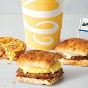 Impossible Handwich Stars Among Jamba's New Breakfast Offerings