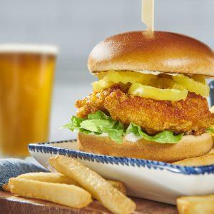 Red Lobster Unveils Nashville Hot Chicken and Crispy Cod Sandwiches