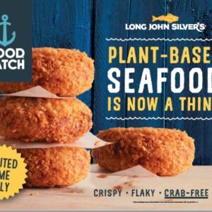 Good Catch Plant-based Products Now on Long John Silver's Menu